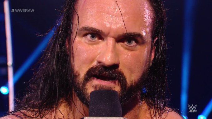 """Drew McIntyre lays down the gauntlet ahead of the """"Brand-to-Brand Invitation"""""""