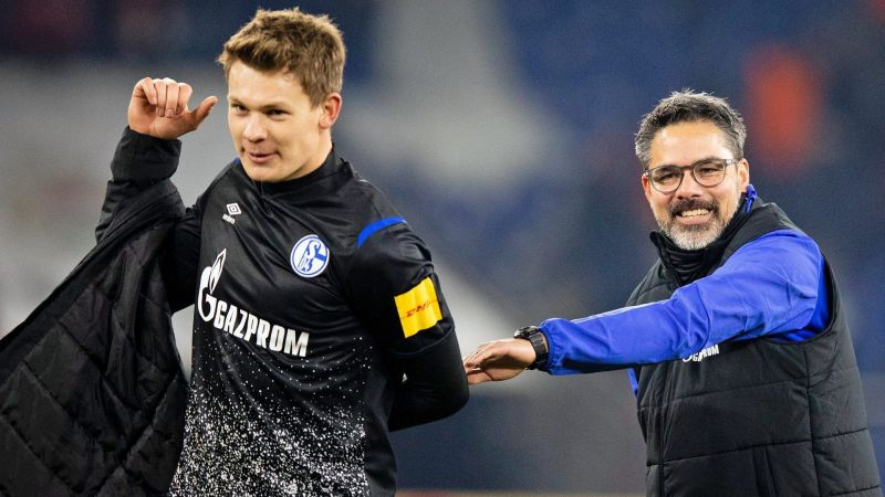 Wagner is feeling the heat after a positive start to life at Schalke
