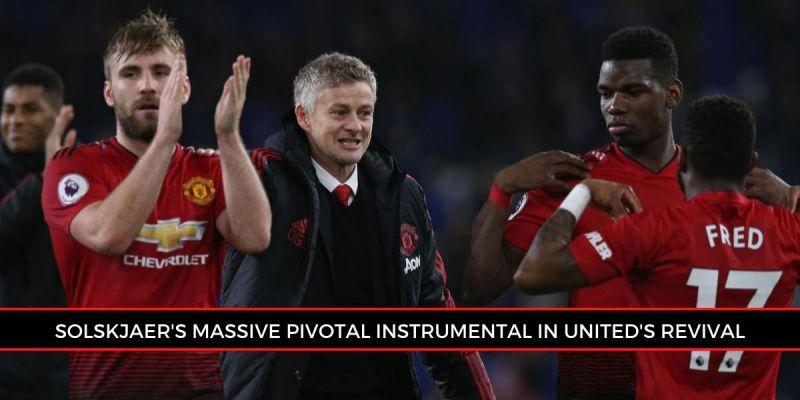 Luke Shaw has lavished praise on Manchester United boss Ole Gunnar Solskjaer.