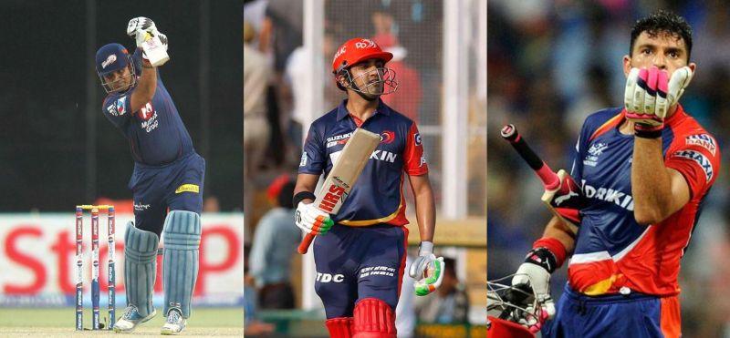 वीरेंदर सहवाग, गौतम गंभीर और युवराज सिंह जैसे दिग्गज खिलाड़ी दिल्ली कैपिटल्स के लिए खेले हैं युवराज सिंह आईपीएल इतिहास के सबसे महंगे खिलाड़ी हैं