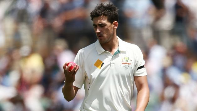 Almost 25% of Mitchell Starc