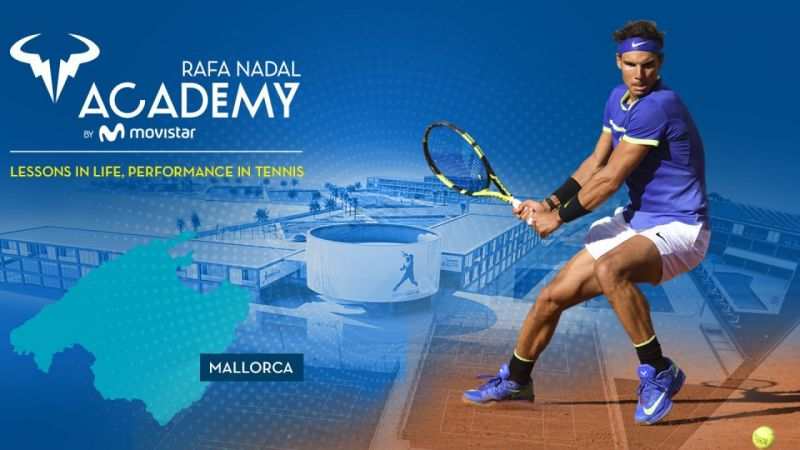 The Rafa Nadal Academy in Mallorca