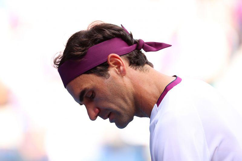 Swiss maestro Roger Federer loves his 40 winks