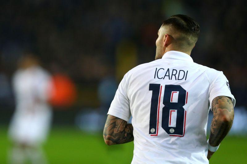 Icardi has already scored 20 goals this season.