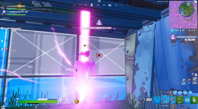 Understanding what Storm surge means in Fortnite (Image Credits: FortniteKcash13)