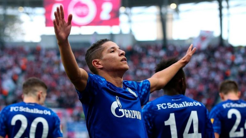 Amine Harit: A bag full of tricks and an eye for goals