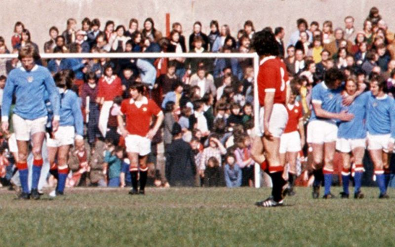 Did a goal from United legend Denis Law really relegate the Red Devils in 1973-74?
