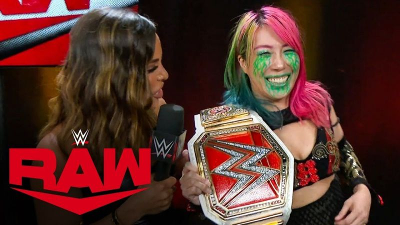 The new RAW Women