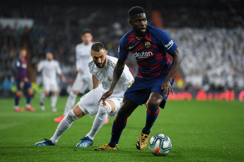 Umtiti is too good for the bench and should be looking for a move