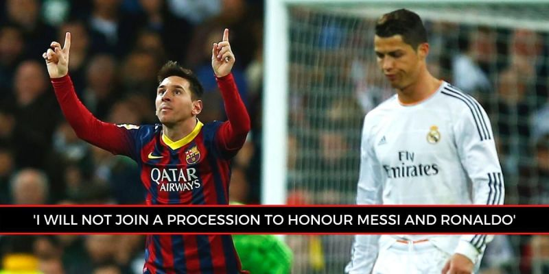 Lionel Messi and Cristiano Ronaldo do not deserve special treatment, according to Ismael Bennacer