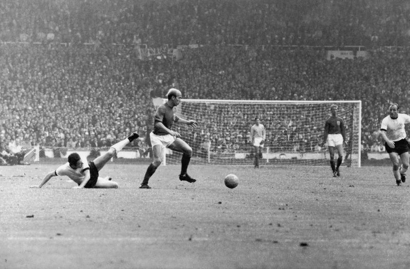 Charlton In Action