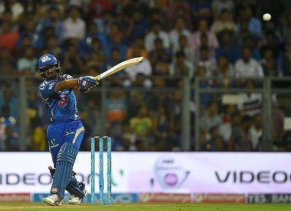 Ambati Rayudu played quite a few crucial knocks for MI