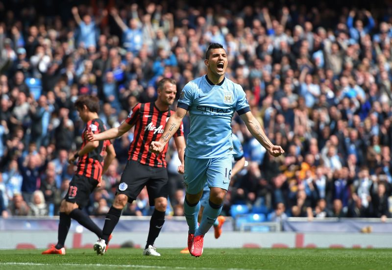 Sergio Aguero scored one of the most memorable goals in recent history