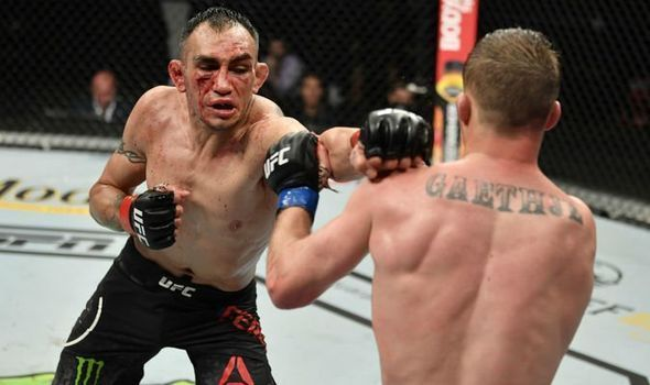 Tony Ferguson came up short last night, so would a fight with Dustin Poirier work for him next?