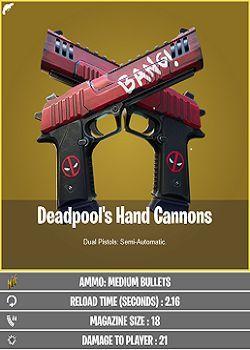 A photo of Deadpool