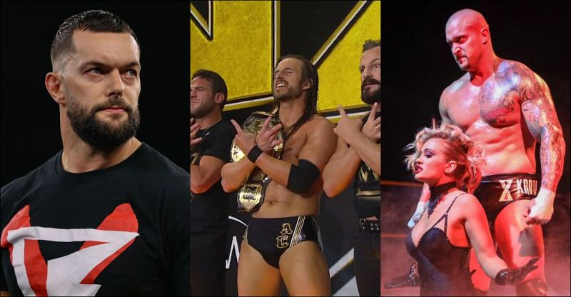 NXT saw big stars like Finn Balor, Johnny Gargano, and Adam Cole shine bright