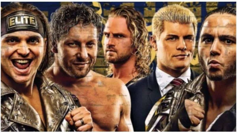 With the exception of Cody, every member of The Elite will compete in the