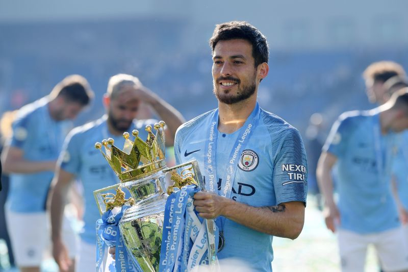 David Silva will depart Manchester City at the end of the season following ten years of service