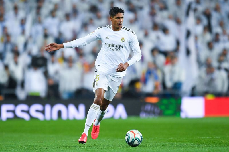 Raphael Varane has always stood out for his technique and defensive ability