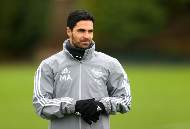 Arteta has a job on his hands to get Arsenal higher up the Premier League standings