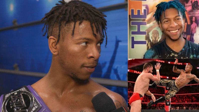 We recently caught up with Lio Rush!