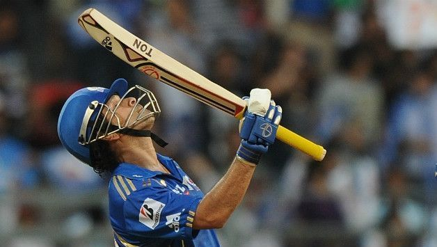 Sachin Tendulkar was the icon player for MI in the inaugural season of the IPL
