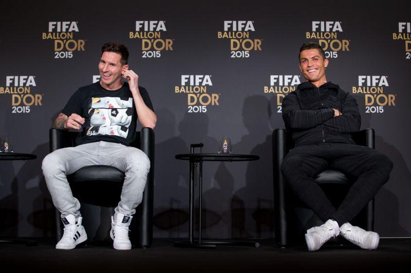 Cristiano Ronaldo and Lionel Messi have 11 Ballon d