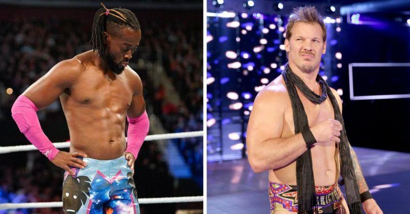 Kofi Kingston and Chris Jericho
