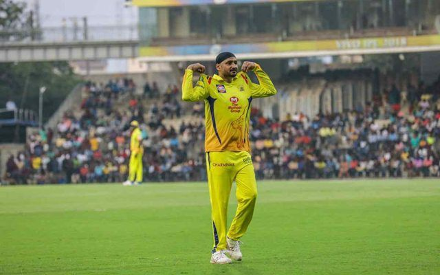 Harbhajan Singh has played two seasons for CSK in the IPL