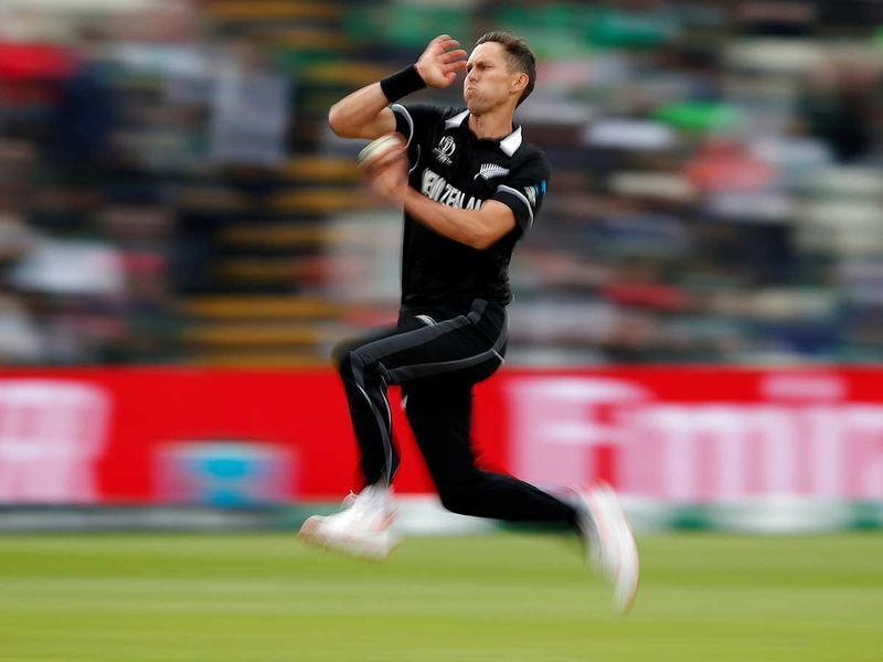 Trent Boult is a quality swing bowler