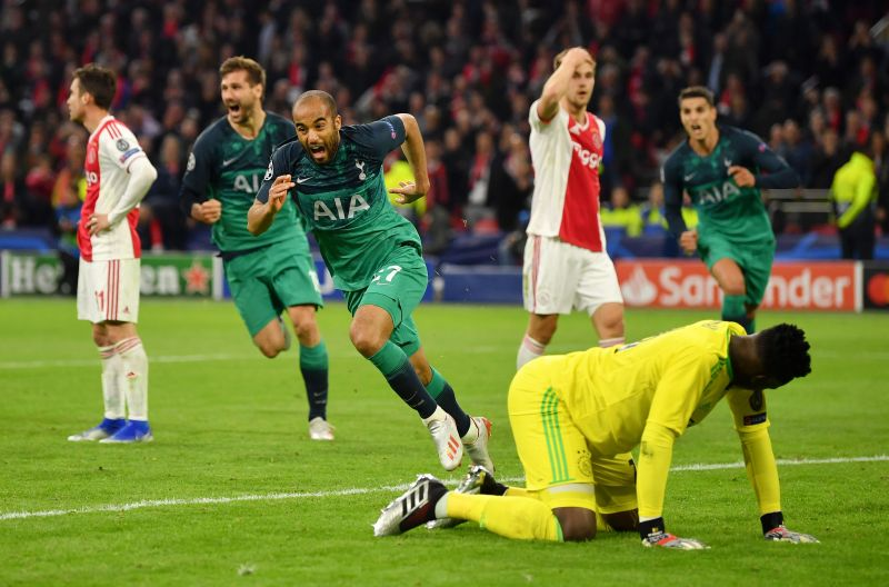 Tottenham beat Ajax to set up an all-EPL final with Liverpool.