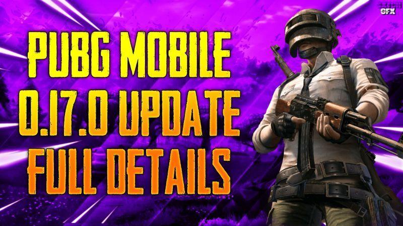 PUBG Mobile Lite 0.17.0 update download link