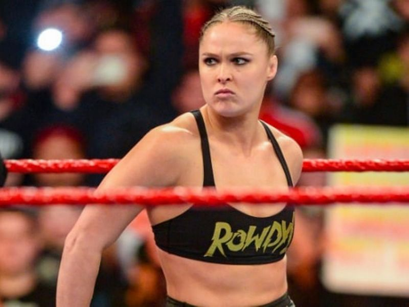 It may not be long before Ronda Rousey is back in WWE