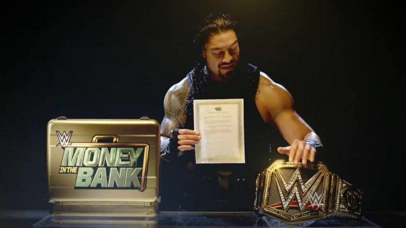 WWE मनी इन द बैंक