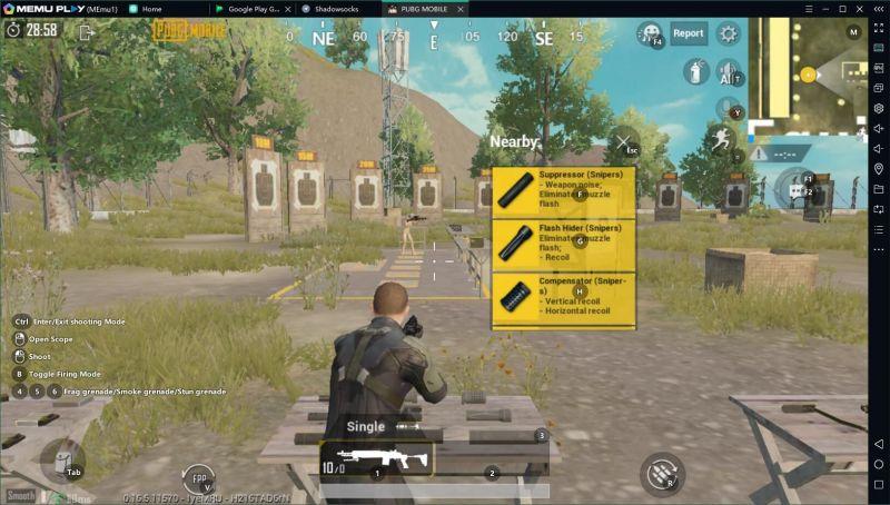 PUBG Mobile Gameplay on MEmu Play
