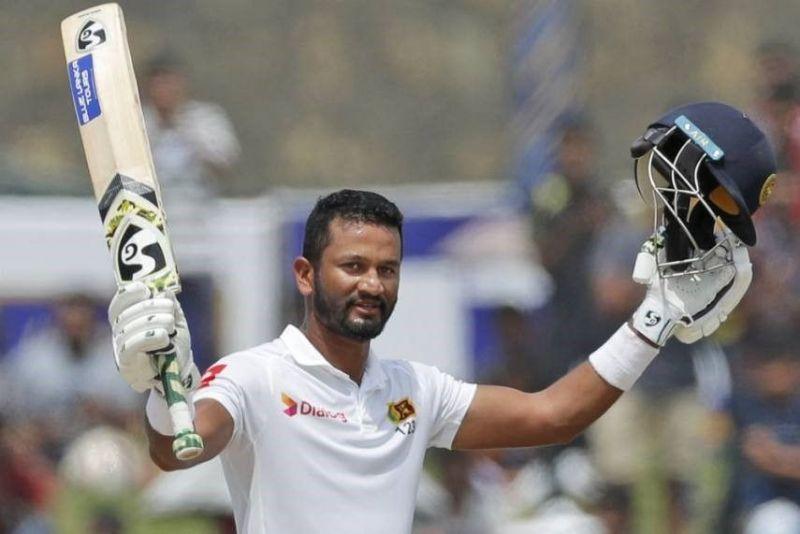 Dimuth Karunaratne has been the backbone of Sri Lanka