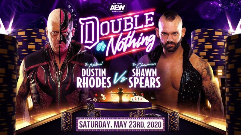 Dustin Rhodes will face Shawn Spears