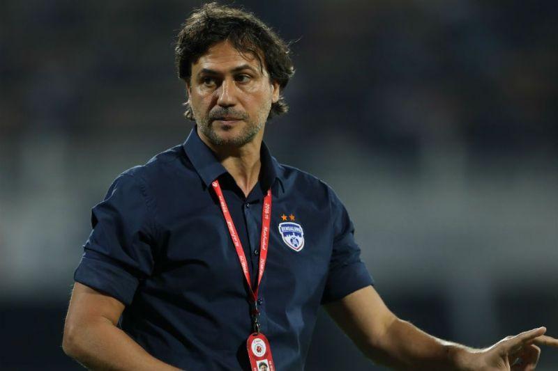 Bengaluru FC coach Carles Cuadrat