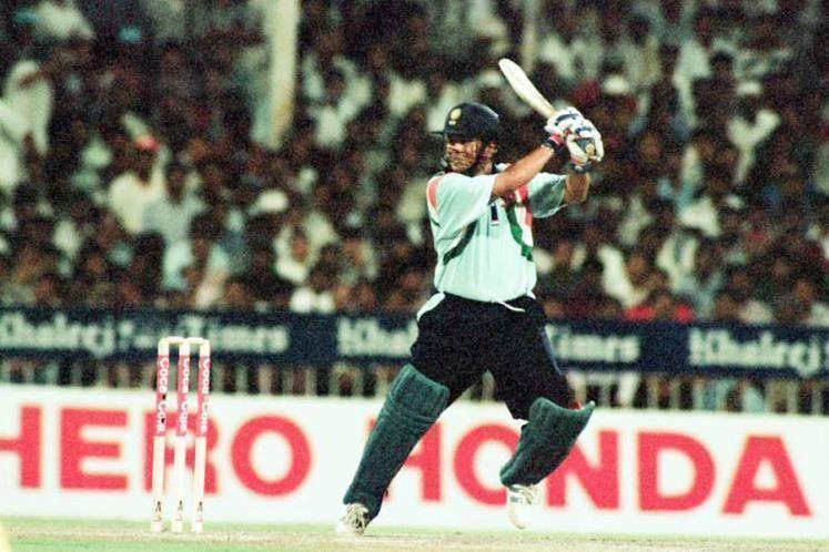 Sachin Tendulkar in all his glory