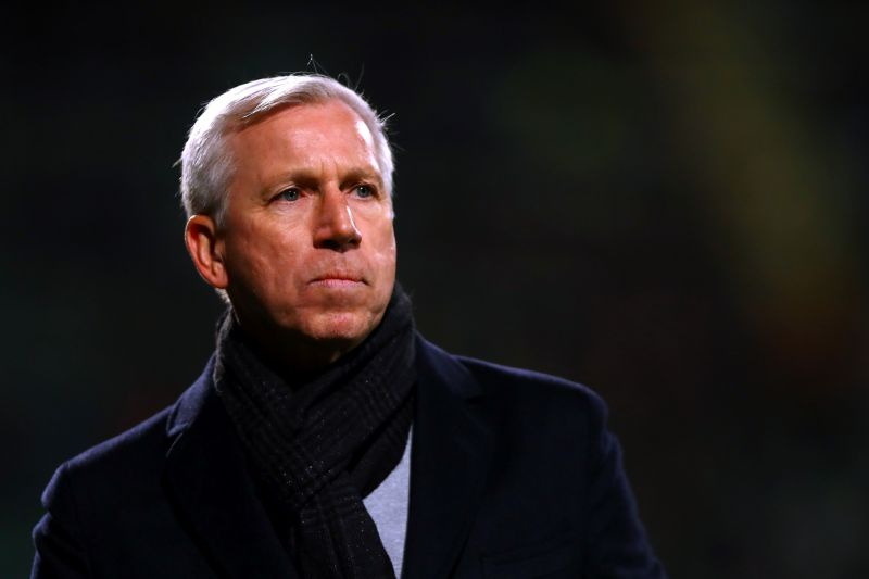 Alan Pardew has been managing clubs for over 20 years now