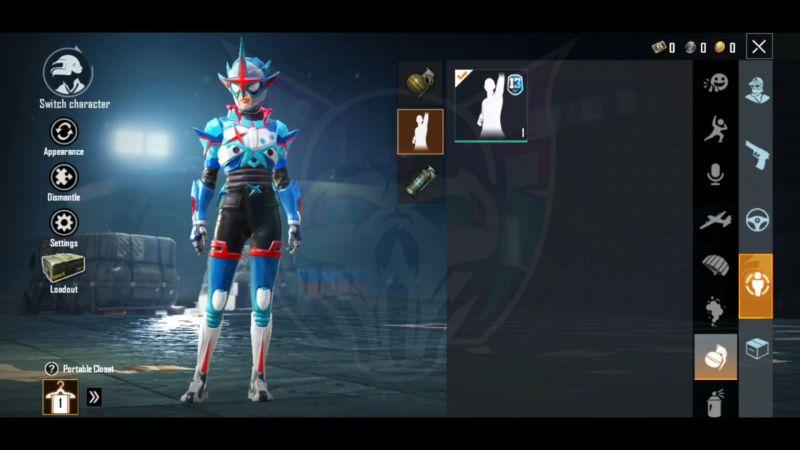 Season 13 100 RP Outfit
