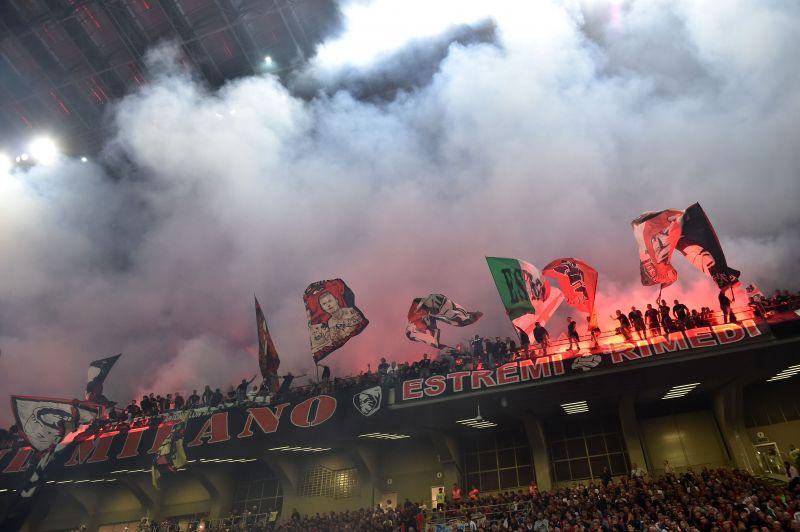 The Derby della Madoninna between AC Milan and Internazionale
