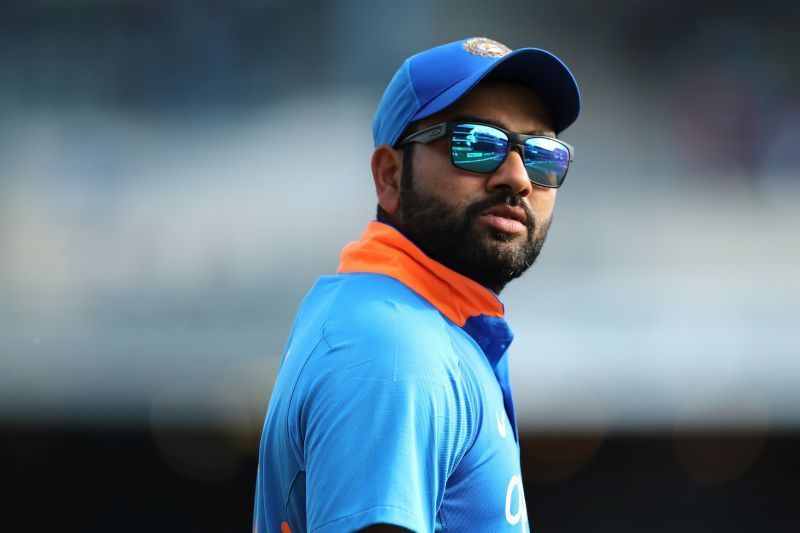 Rohit Sharma scored five centuries for the Indian cricket team in the CWC 2019