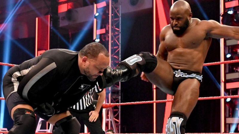 Apollo Crews was set to take part in Money in the Bank until an injury ruined his momentum