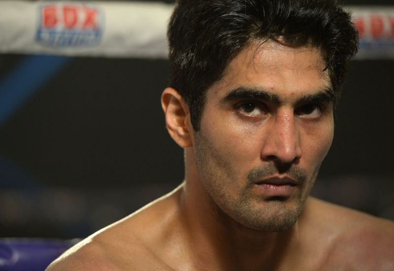 Vijender Singh opined on how other sports in the country could get the requisite attention