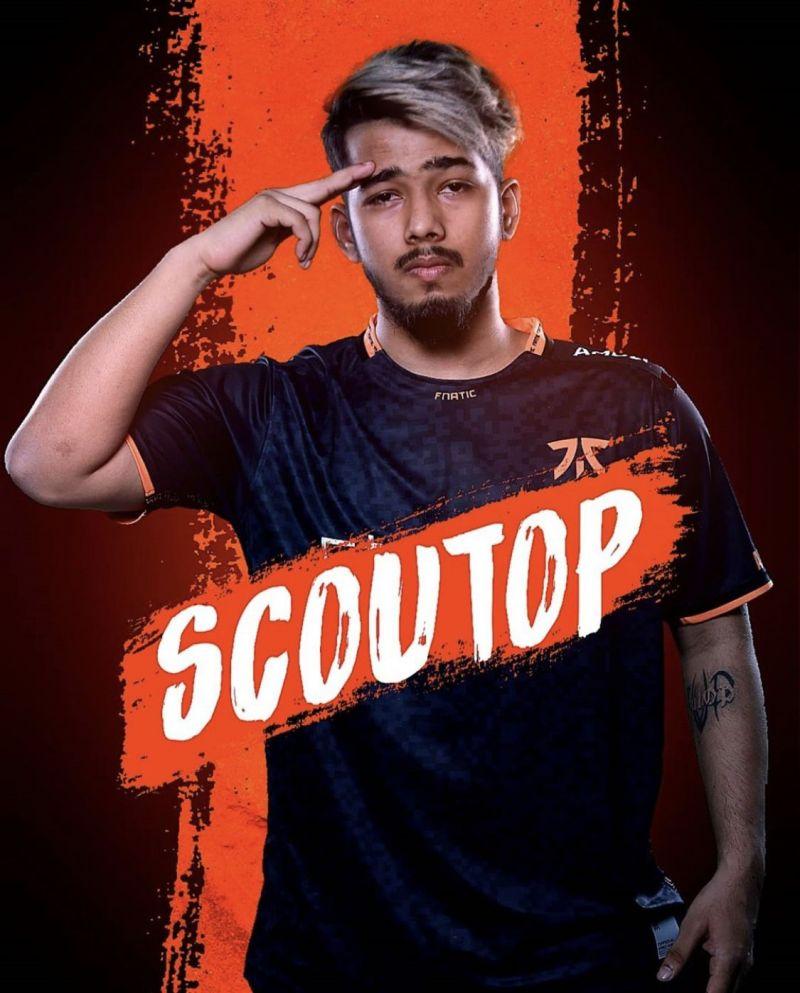 SCOUTOP