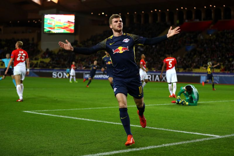 Timo Werner looks primed for a Premier League move this summer