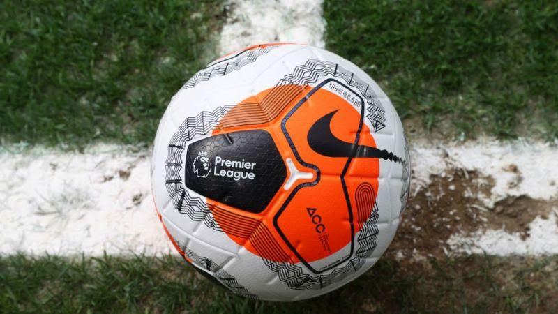 Premier League football - cropped
