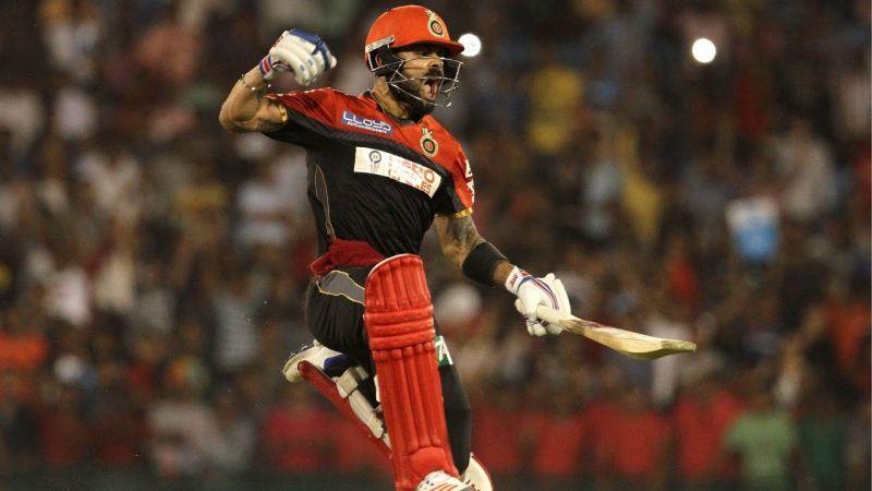 Virat Kohli was in scintillating form all through IPL 2016