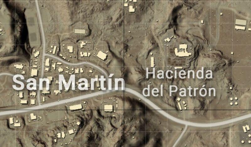 San Martin. Picture Courtesy: gamespace.com